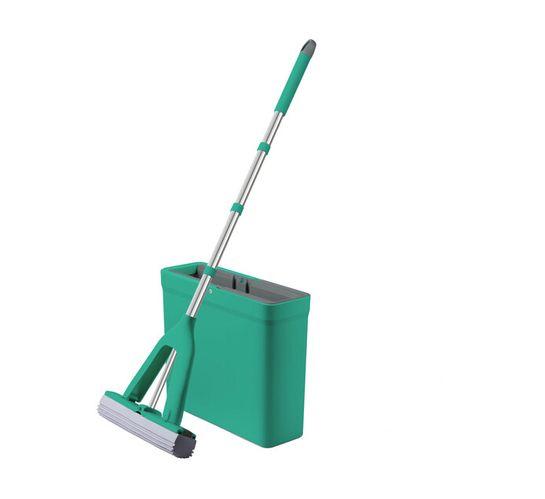 Floorwiz Squeeze Tech Mop and Bucket Set