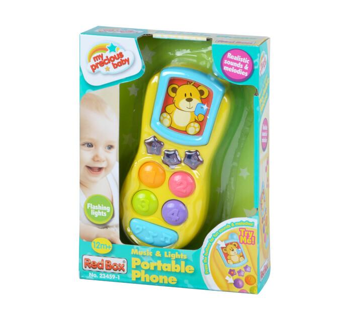 Redbox Electronic Portable Phone