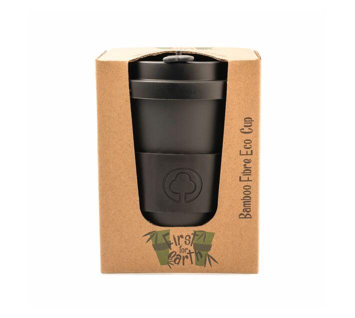 Bamboo Cup 400ml Black