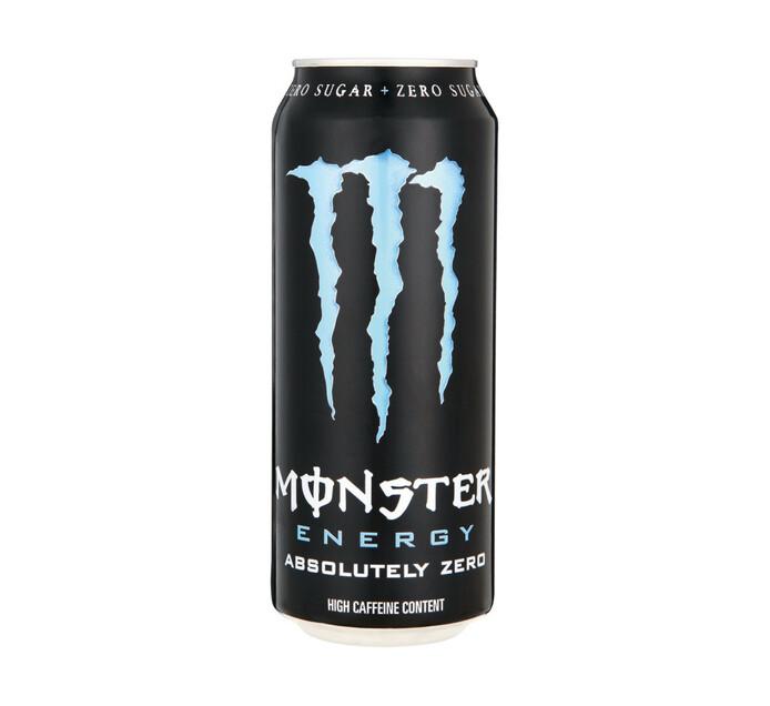 Monster Ultra Energy Drink Absolutely Zero (1 x 500ml)