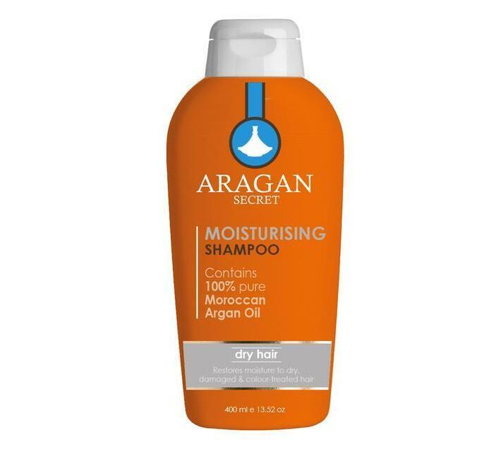 Aragan Secret Moisturizing Shampoo
