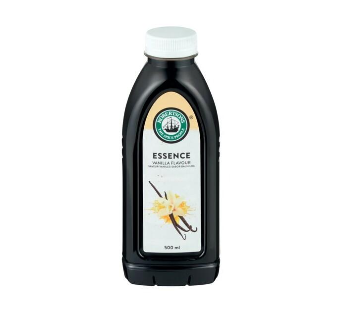 Robertsons Essence Vanilla (1  x 500ml)
