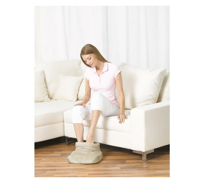 Beurer Shiatsu Foot Warmer FM 50 heat and massage