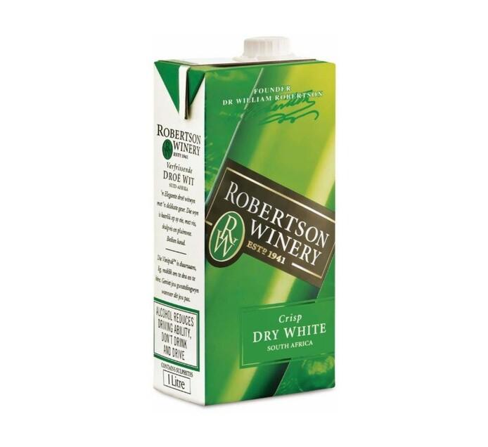 Robertson Crisp Dry White (1 x 1L)