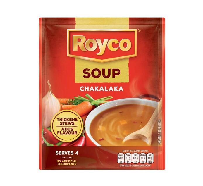 Royco Regular Packet Soup Chakalaka (10 x 45g)