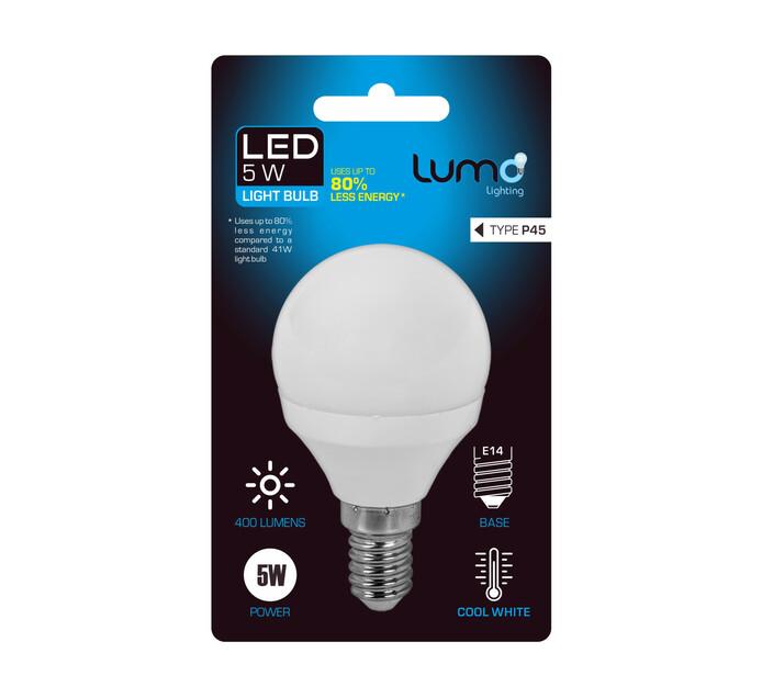 Lumo LED 5w golfball SES CW