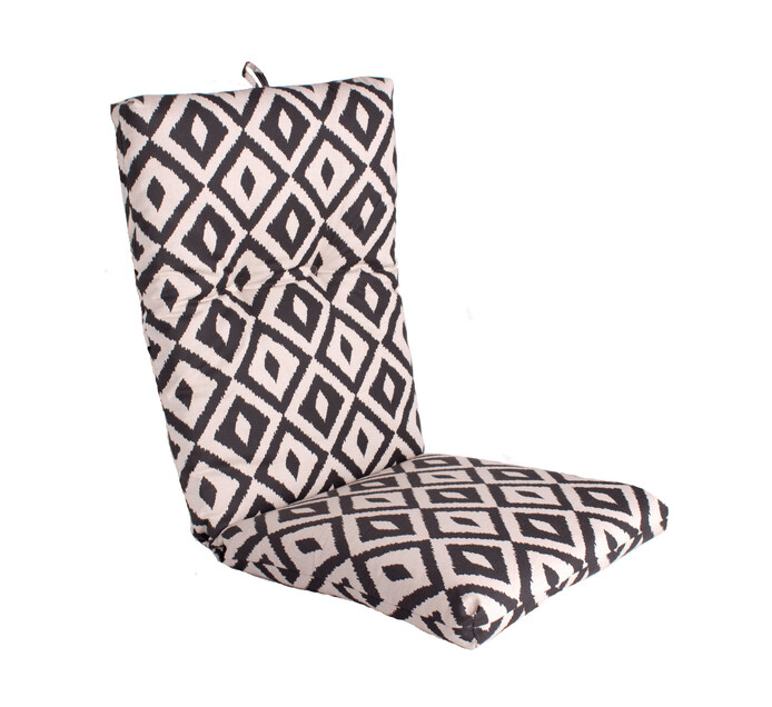 TERRACE LEISURE IKAT HI BACK CUSHION