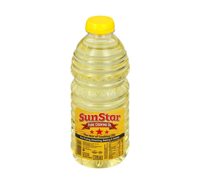 Sunstar Cooking Oil (12 x 375ml)