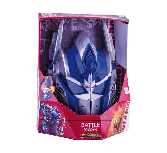 Transformers Lights and Sounds Mask