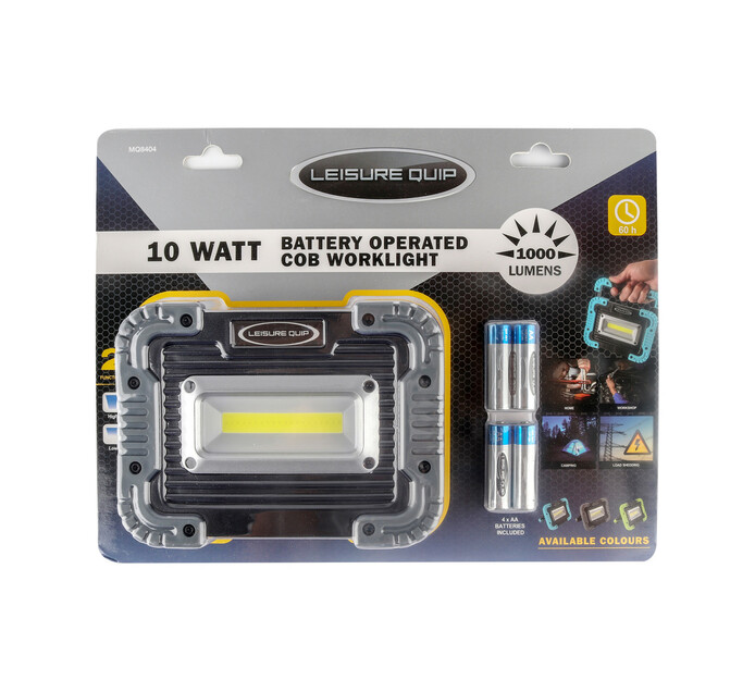 Leisure Quip 10 W COB Worklight