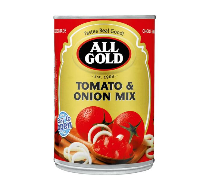 All Gold Tomato & Onion Mix (1  x 410g)