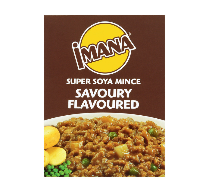 Imana Soya Mince Savoury (10 x 100G)