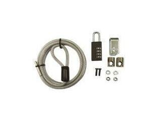 Mecer security cable lock set
