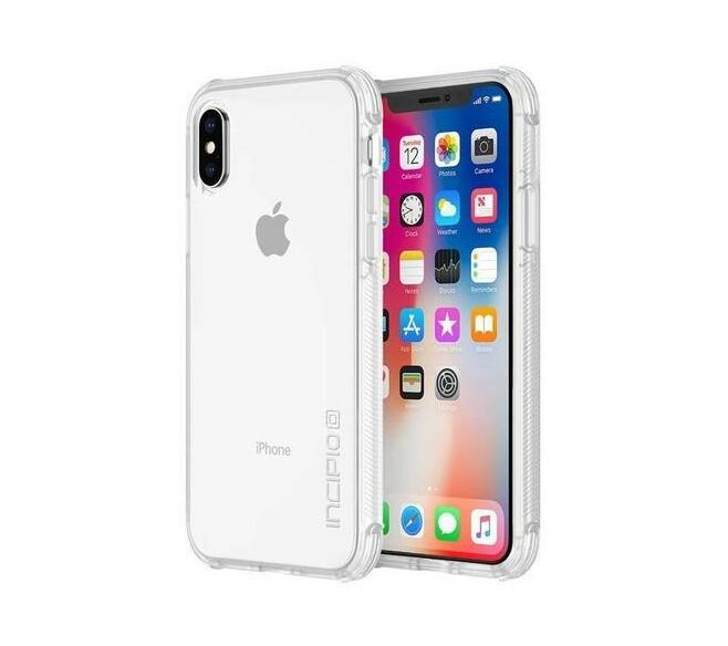 Incipio Reprieve Sport iPhone X/10 Cover (Clear)