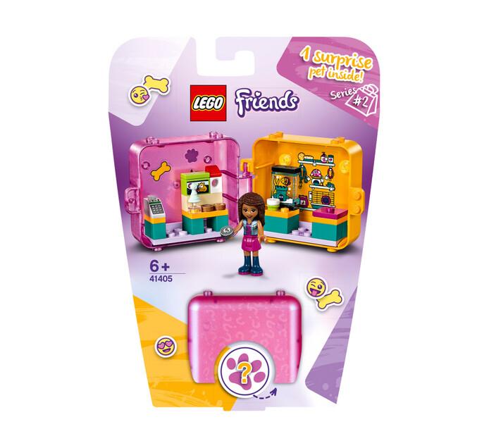 Lego Friends Andrea's Play Cube