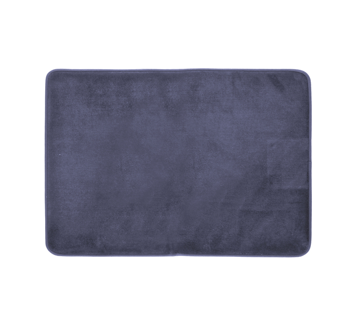 Members Mark 61 x 91 cm Memory Foam Mat Grey