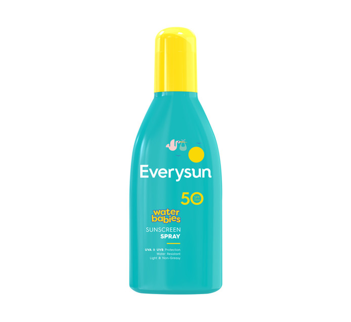 EVERYSUN Water-Babies Pump Spray Spray (1 x 200ml)