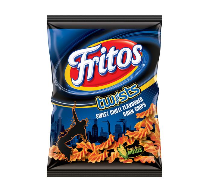Simba Fritos Corn Chips Sweet Chilli (48 x 25g)