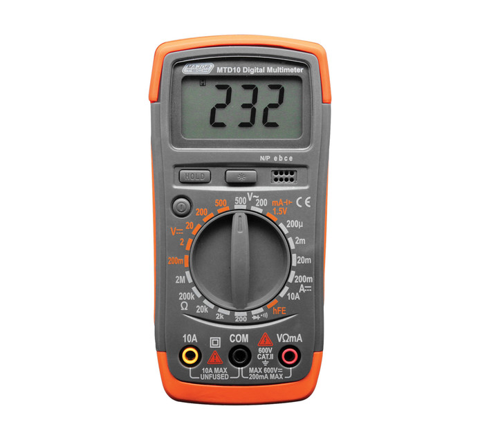 MAJOR TECH Digital Multimeter