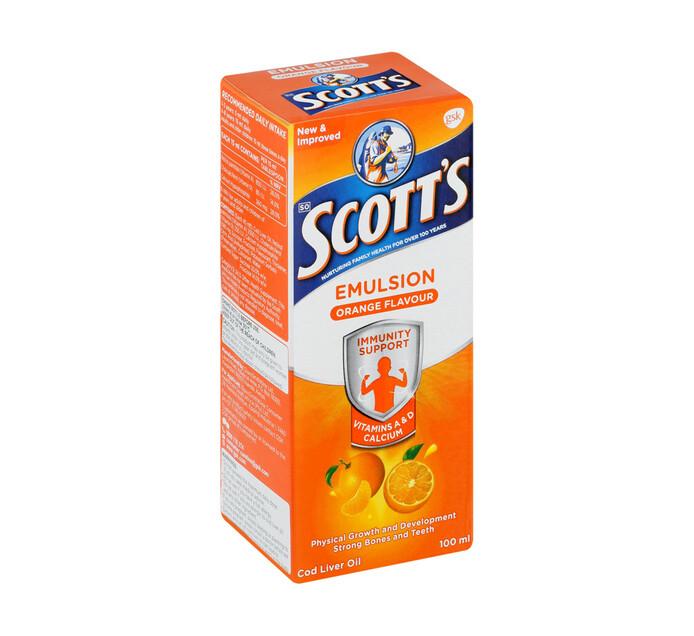 Scotts Emulsion (100ML)