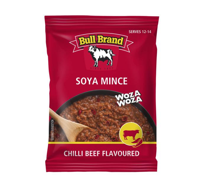Bull Brand Woza Woza Soya Mince Chilli Beef (1 x 400g)