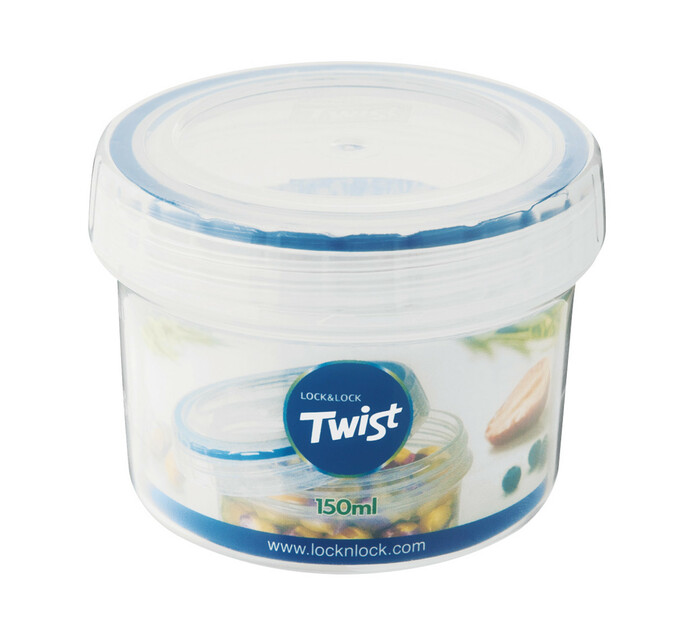 Lock & Lock 150ml Twist Container