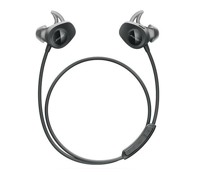 Bose SoundSport Wireless Headphones Black