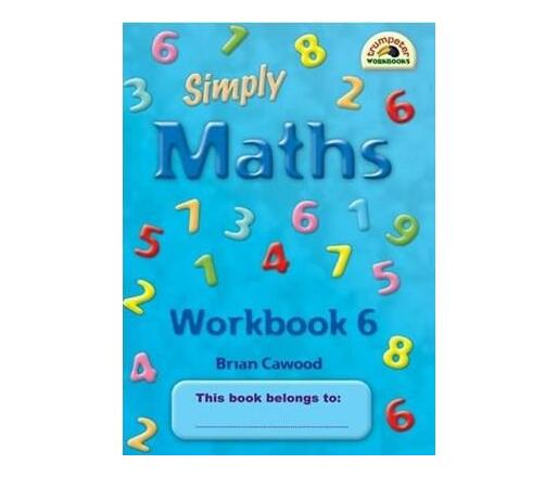 Simply Maths : Workbook 6 : Grade 6