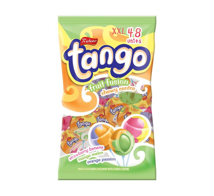RICHESTER FOODS Tango Pops Fruit Fusion (1 x 48's)