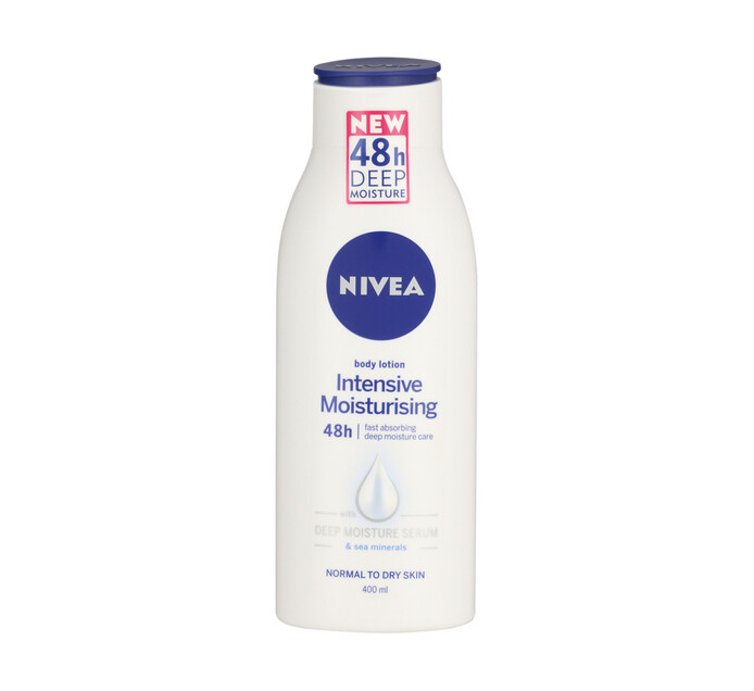 Nivea Body Lotion Light Touch (1 x 400ml)