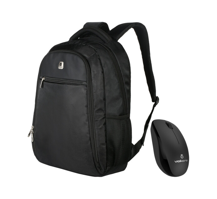 "Volkano 39 cm (15.6"") Element Backpack Bundle"
