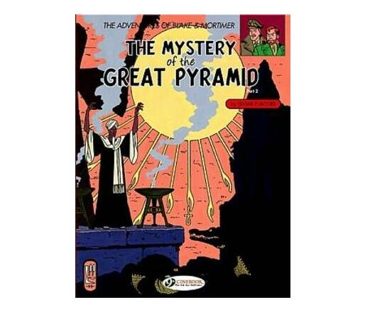 Mystery Of The Pyramid Book 3