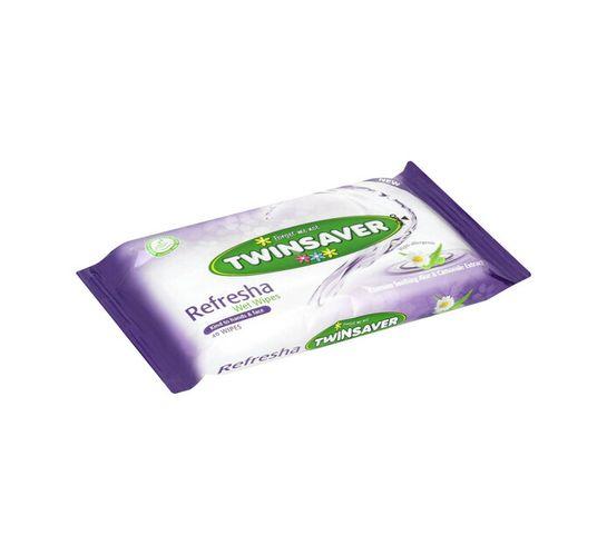 Twinsaver Hygiene Wipes Refresha (1 x 40's)