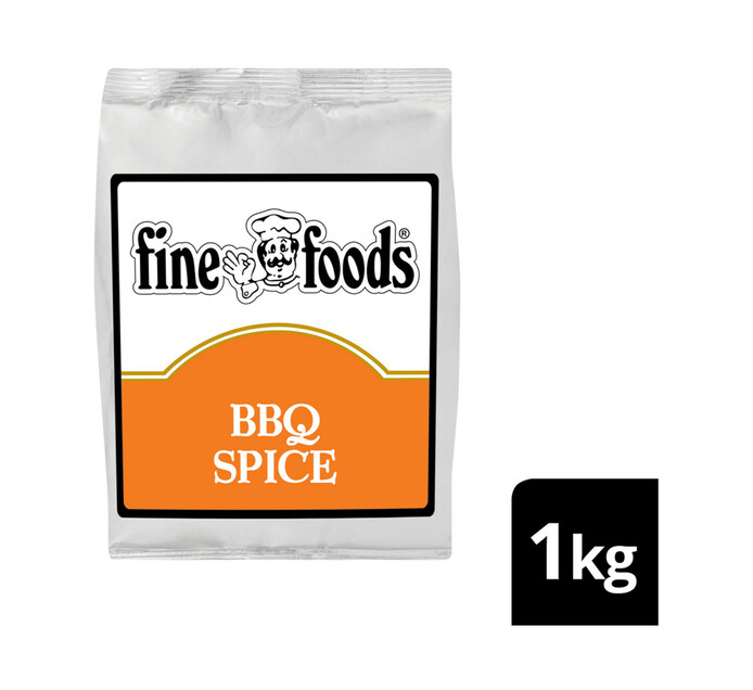 Fine Foods Spice Barbeque (1  x 1kg)