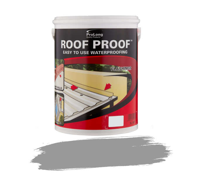 Pro-master 5L Waterproofing Sealant Grey
