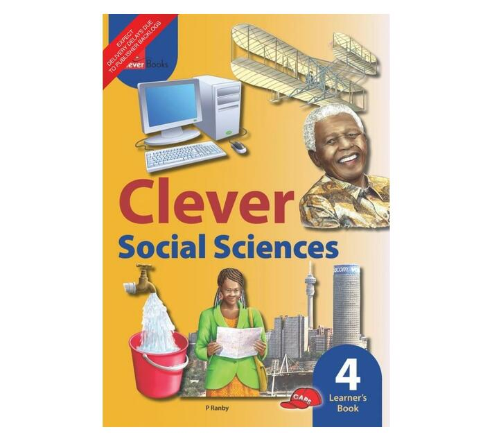 Clever Social Sciences: Gr 4: Learner's Book