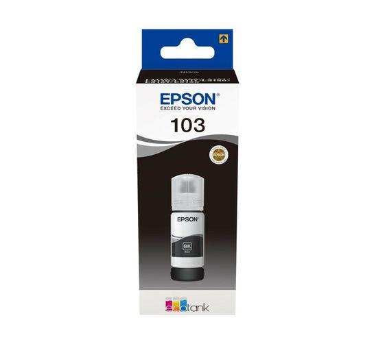 Epson 103 EcoTank Black Ink