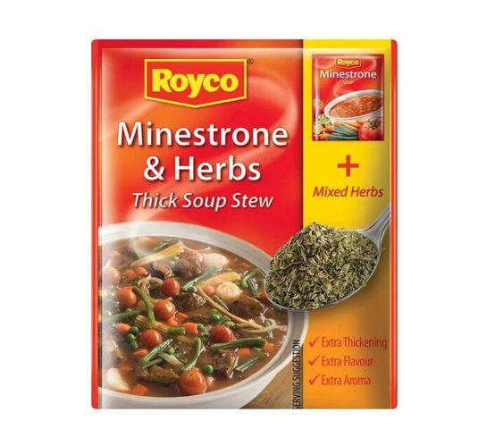 ROYCO SOUP STEW MIX 50G, BBQ MUTTON