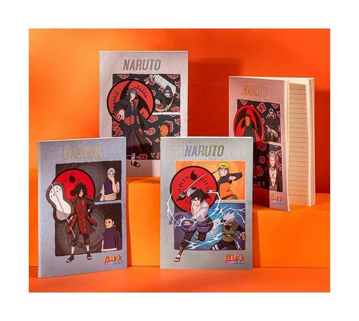 Deli Stationery Naruto Notebook / Asst.