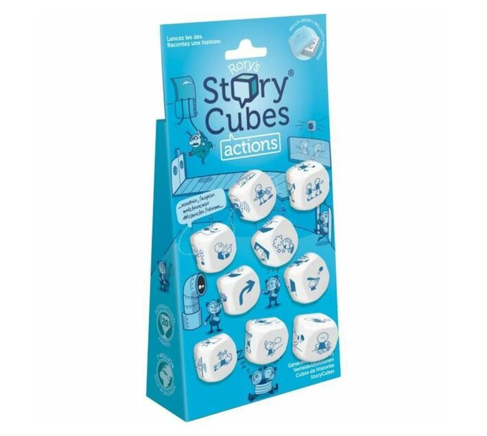 Rory Story Cubes Actions Hangtab