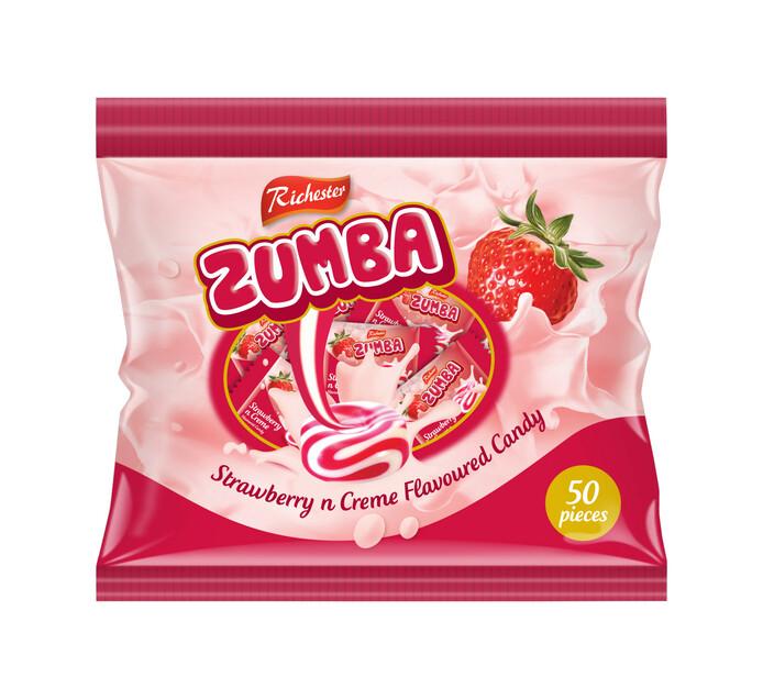 Richester Zuma Candy Strawberry and Cream (1 x 50's)