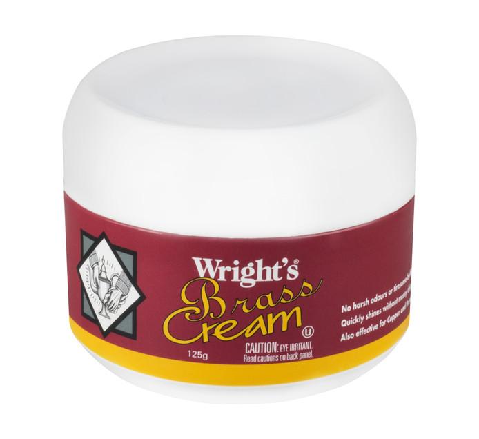 Wrights Brass Cream (1 x 125g)