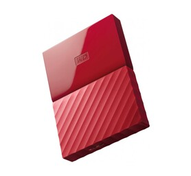 WESTERN DIGITAL 4 TB My Passport Portable Hard Drive