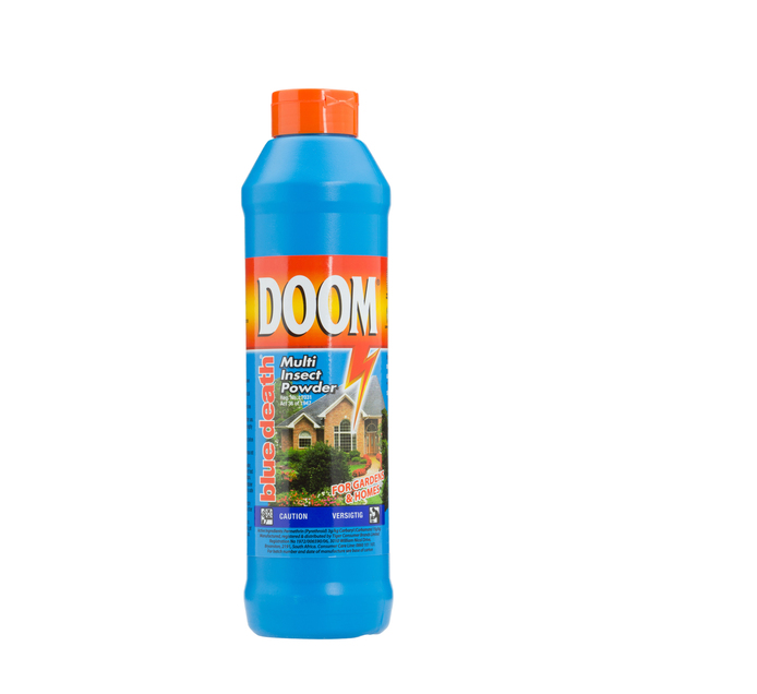 Doom Blue Death Insect Powder (1  x 500g)