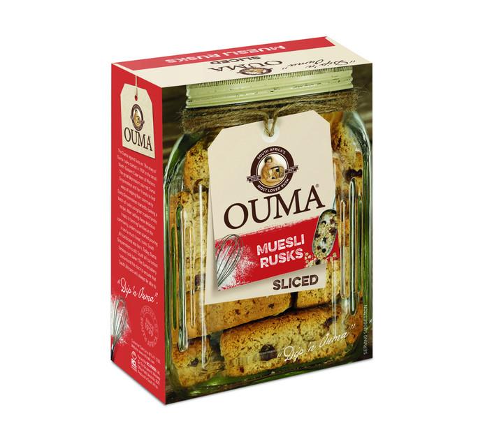 Ouma Ouma Sliced Rusks Muesli (1 x 450g)