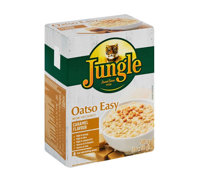 Jungle Oatso Easy Caramel (1 x 500g)
