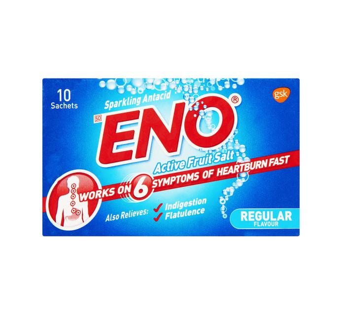 ENO Anti-Acid Fruit Salts Regular (1 x 10''s)