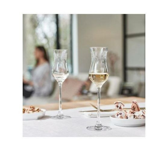 Leonardo Grappa Liqueur Glass CHATEAU 90 ml Set of 6