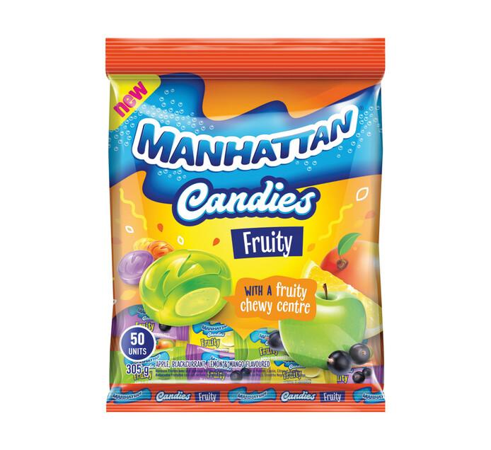 Manhattan Candies FRUITY (1 X 50'S)