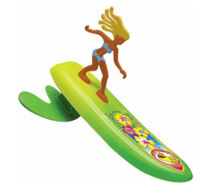 Surfer Dudes Wave Powered - Surfboard Beach Toy Aussie Alice